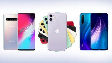 Year Ender 2019: आकर्षक डिझाईन्स आणि दमदार फिचर्स असलेले या वर्षातील 'Top 5' स्मार्टफोन्स