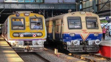 Mega Block 8th December 2019: मध्य, पश्चिम, हार्बर आणि ट्रान्सहार्बर रेल्वे मार्गावर आज मेगाब्लॉक जाणून घ्या वेळापत्रक