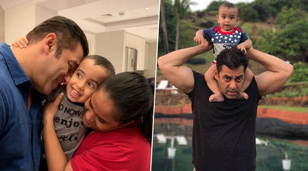 सलमान खानला वाढदिवशी मिळाले अनमोल गिफ्ट; बहिण अर्पिता खान शर्माने दिला गोंडस मुलीला जन्म