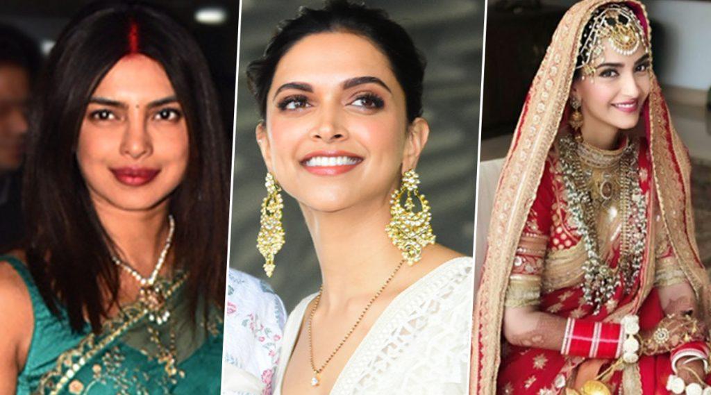 Wedding Special Mangalsutra Designs: मराठी व हिंदी सिनेसृष्टीत तसेच मालिकांमधील लाडक्या अभिनेत्रींनी वापरलेल्या मंगळसूत्रांच्या 'या' डिझाइन्स नव्या नवरी साठी आहेत बेस्ट पर्याय