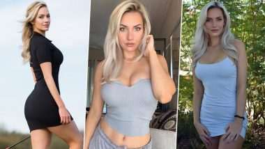 Paige Spiranac: जगप्रसिद्ध गोल्फर पैगे स्पिरानाक हिचे फोटो पाहिले काय? तिच्या कमनीय बांधा,बोल्ड देहबोलीचे आहेत जगभरात चाहते