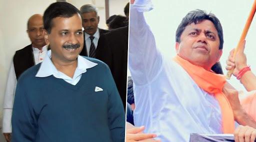 Delhi Assembly Elections 2020: दिल्ली विधानसभा निवडणुकीसाठी भाजपची दुसरी यादी जाहीर, अरविंद केजरीवाल यांच्याविरोधात सुनील यादव यांना उमेदवारी