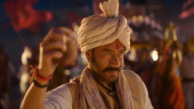 Tanhaji Box Office Collection: सहा दिवसात अजय देवगणचा 'तान्हाजी' चित्रपट 100 कोटी क्लबमध्ये सामील; जाणून घ्या एकूण कमाई