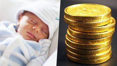 परभणी: 1 जानेवारीला जन्मलेल्या चिमुकलीला जिलेबी दुकानदाराने दिले सोन्याचे नाणे; पिता-पुत्रांचा मागील 10 वर्षांपासून हा उपक्रम सुरु