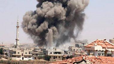 बगदाद आंतरराष्ट्रीय विमानतळावर रॉकेट हल्ला; 8 जणांचा मृत्यू