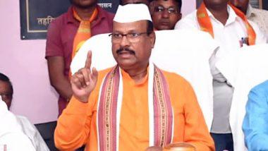 Ratnagiri: नैसर्गिक आपत्तीमुळे झालेल्या नुकसान भरपाईपासून कोणताही शेतकरी वंचित राहणार नाही; प्रशासनाने खबरदारी घेण्याचे मंत्री अब्दुल सत्तार यांचे निर्देश