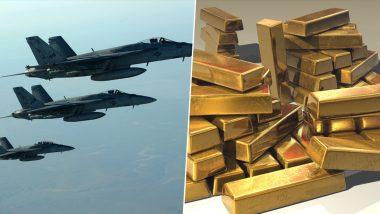 अमेरिका आणि इराण मधील युद्धजन्य परिस्थितीमुळे सोनं 45 हजारांवर जाण्याची शक्यता