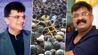 JNU Protest : गृहनिर्माण मंत्री जितेंद्र आव्हाड यांच्याविरोधात मुंबईत गुन्हा दाखल; किरीट सोमय्या यांनी पोलिसांत केली तक्रार