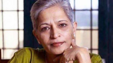 Gauri Lankesh Murder Case: मुख्य आरोपी ऋषिकेश देवडीकरला अटक