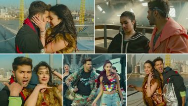 Lagdi Lahore Di Song in Street Dancer 3D: श्रद्धा कपूर, नोरा फतेही आणि वरुण धवन जबरदस्त डान्सचा नजराणा 'लग दी लाहोर दी' या गाण्यामधून, Watch Video