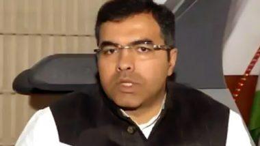 Delhi Elections 2020: सत्ता आल्यानंतर दिल्लीतील सरकारी जमिनीवरील मशिदी हटवू; भाजप खासदार प्रवेश वर्मा यांचे प्रक्षोभक वक्तव्य