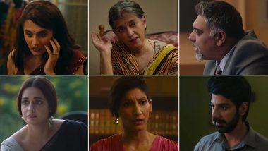 Thappad Trailer Out: अभिनेत्री तापसी पन्नू आपल्या 'थप्पड' चित्रपटातून महिलांना मारहाण करणा-या पुरुषांना देणार जोरदार चपराक; ट्रेलर प्रदर्शित