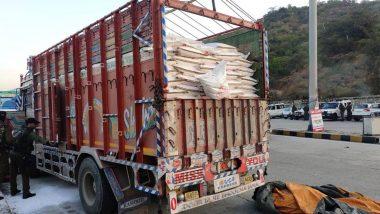 जम्मू-श्रीनगर महामार्गावर चकमक; 3 दहशतवाद्यांचा खात्मा