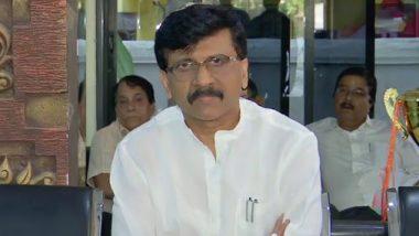 मुख्यमंत्री उद्धव ठाकरे 7 मार्चला अयोध्येच्या दौऱ्यावर जाणार - संजय राऊत
