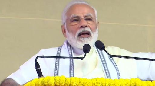 'सुधारित नागरिकत्व कायदा' हा नागरिकत्व काढून घेणारा नाही, तर 'नागरिकत्व' देणारा कायदा - पंतप्रधान नरेंद्र मोदी