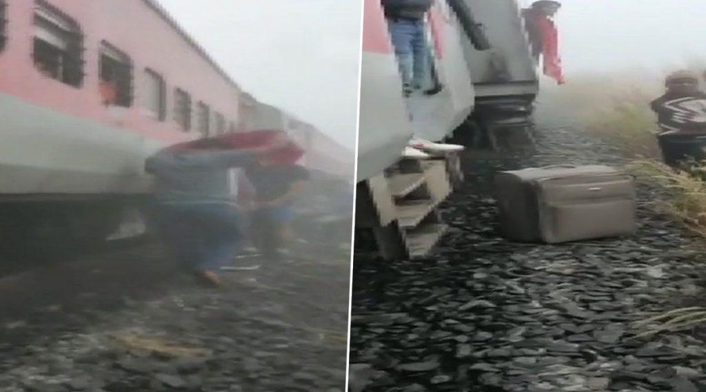ओडिशा: मुंबई- भुवनेश्वर लोकमान्य तिलक एक्सप्रेस रूळावरून घसरली; 20 प्रवासी जखमी