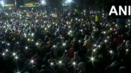 मुंबई: मरिन ड्राईव्ह येथे नागरिकत्व दुरूस्ती कायद्याच्याविरोधात अंदोलन करणाऱ्या 30-35 नागरिकांच्या विरोधात एफआयआर दाखल