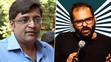 अर्नब गोस्वामीला विमानात उद्धटपणे प्रश्न विचारणे पडले महागात; कॉमेडियन कुणाल कामरवर IndiGo, Air India, SpiceJet कडून बंदी (Video)