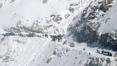 जम्मू-कश्मीर: कुपवाडा येथे होणाऱ्या हिमवादळात 3 जवान शहीद