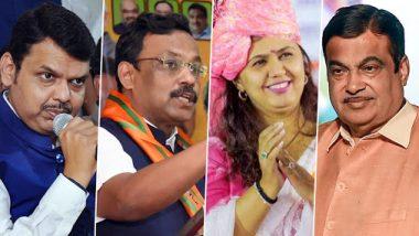 Delhi Assembly Election 2020: भाजपची जय्यत तयारी; नितीन गडकरी, विनोद तावडे, पंकजा मुंडे यांच्यासह महाराष्ट्रातील 10 दिग्गज नेते करणार दिल्ली विधानसभा निवडणुकीचा प्रचार
