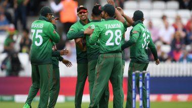 बांग्लादेश संघाचा पाकिस्तान दौरा जाहीर, टीम पाकिस्तानमध्ये टेस्ट मालिका खेळण्यास सज्ज, जाणून घ्या पूर्ण शेड्यूल