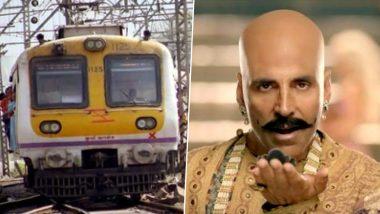 मुंबई लोकल मध्ये वाजणार अक्षय कुमार चे 'ओ बाला' गाणे? सुरक्षा आणि स्वच्छतेच्या दृष्टीने मध्य रेल्वेचा सामाजिक उपक्रम