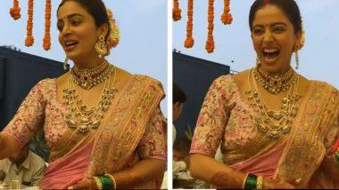 Neha Pendse Marriage: 'शार्दूल राव आहेत बरे' म्हणत नेहा पेंडसे ने लग्नात घेतलेला उखाणा ऐकलात का?