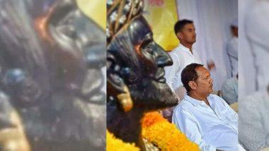 आज के शिवाजी नरेंद्र मोदी पुस्तकावरून उदयनराजे भोसले भडकले, ..नाहीतर गोयल ला राजेशाही दाखवली असती म्हणत केले 'हे' ट्वीट