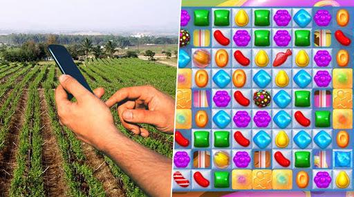 महात्मा फुले शेतकरी कर्जमुक्ती योजनेच्या मोबाईल लिंकमध्ये व्हायरस; लिंक उघडल्यावर सुरू होतो कँडीक्रश गेम
