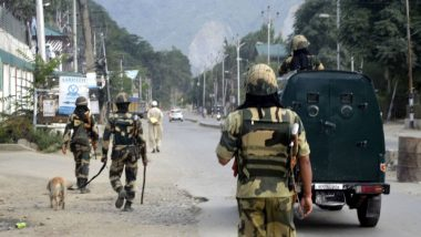 Jammu-Kashmir News: जम्मू-काश्मीरमधील काशवा भागात सुरक्षा दल आणि दहशतवाद्यांमध्ये चकमक, एका दहशतवाद्याला कंठस्नान घालण्यात पोलिसांना यश