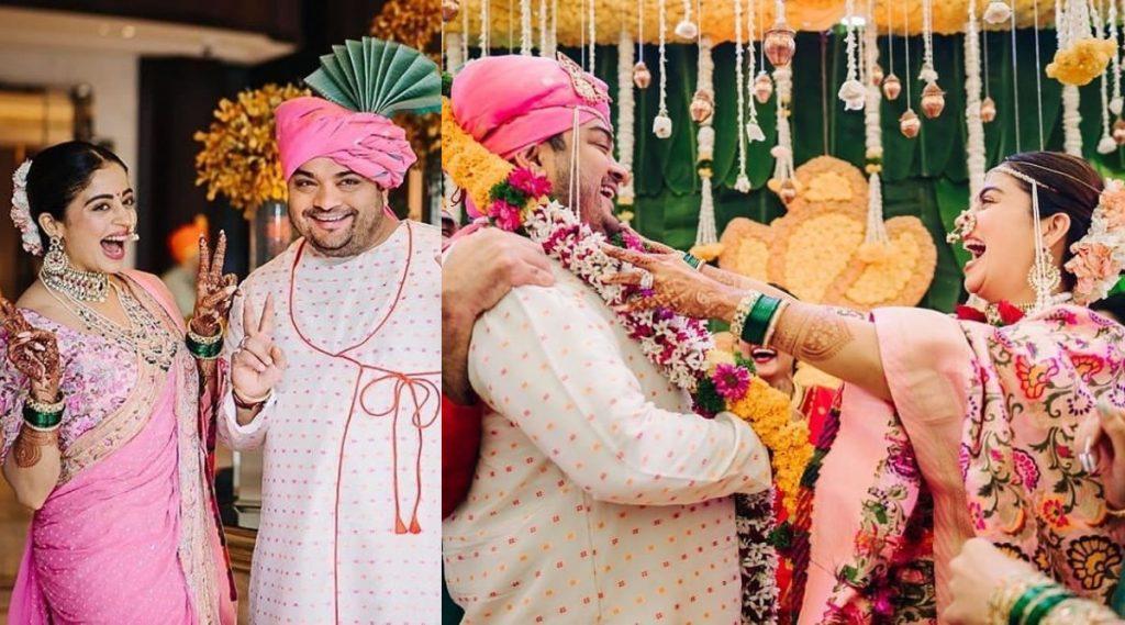 Nehha Pendse Marriage: अभिनेत्री नेहा पेंडसे हिच्या लग्नातील 'हे' खास क्षण नक्की पहा या फोटोंमधून (Photos Inside)