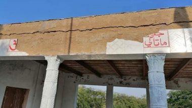 पाकिस्तान मधील सिंध प्रांतातील मंदिरावर हल्ला; मूर्तींची करण्यात आली तोडफोड
