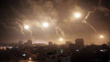 US-Iran Conflict: इराकमधील अमेरिकी दूतावासाजवळ क्षेपणास्त्र हल्ला