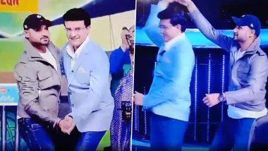 Video: ऊषा उत्थुप यांनी गायले 'Senorita' गाणे तर, हरभजन सिंह याने BCCI अध्यक्ष सौरव गांगुली याच्यासमवेत केला डान्स