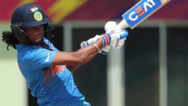 IND vs ENG Women's Tri-Series 2020: हरमनप्रीत कौर ने इंग्लंडविरुद्धषटकार मारत मिळवून दिला विजय,12 व्या वेळी नाबाद राहत रचला इतिहास