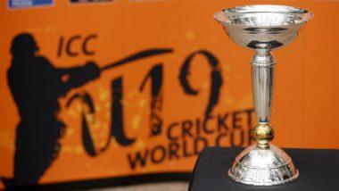 ICC U19 World Cup 2020 India Schedule: भारत अंडर-19 संघाचे संपूर्ण वेळापत्रक, टीम आणि सामन्यांचे ठिकाण, जाणून घ्या