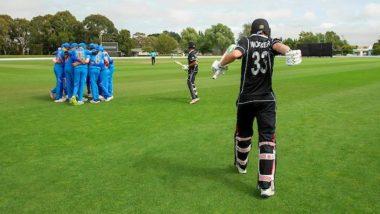 IND vs NZ: पृथ्वी शॉ, संजू सॅमसन यांचा वेगवान डाव; न्यूझीलंडविरुद्ध भारत अ संघाने 5 विकेटने विजय नोंदवत मालिकेत घेतली आघाडी