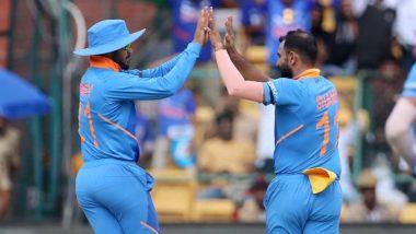 IND vs AUS 3rd ODI: ऑस्ट्रेलियाविरूद्ध बेंगळुरू वनडे सामन्यात टीम इंडियाने घातले ब्लॅक बँड, जाणून घ्या कारण