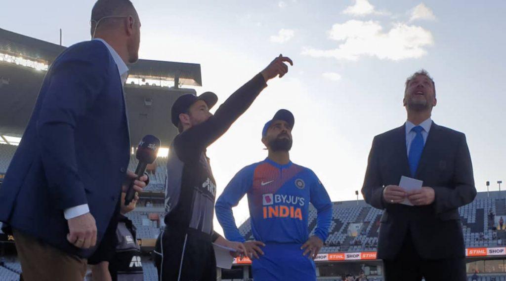 IND vs NZ 3rd T20I: टॉस जिंकून न्यूझीलंडने घेतला गोलंदाजीचा निर्णय, पाहा भारताचा प्लेयिंग XI