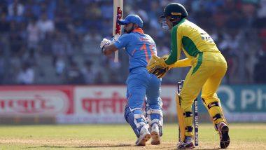 AUS 304/10 in 49.1 Overs (Target: 340/6) | IND vs AUS 2nd ODI Live Score Updates:टीम इंडियाचीऑस्ट्रेलियावर दमदार मात, स्टिव्ह स्मिथ याची98 धावांची एकाकीझुंज