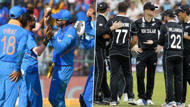 IND vs NZ 3rd T20I: रोहित शर्मा चेतुफानीअर्धशतक, भारता चे न्यूझीलंडला विजयासाठी180 धावांचे लक्ष्य