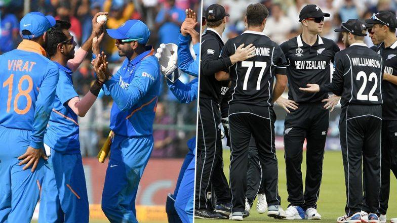 IND vs NZ T20I 2020: भारत-न्यूझीलंड टी-20 मालिकेत बनू शकतात 'हे' 5 प्रमुख रेकॉर्डस्; विराट कोहली, रोहित शर्मा यांचेऐतिहासिककामगिरी वर लक्ष