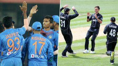 IND vs NZ T20I 2020: सर्वाधिक षटकार, सर्वोच्च वैयक्तिक धावा; भारत-न्यूझीलंडमधील 'हे' प्रमुख 5 टी-20 रेकॉर्डस् जाणून घ्या