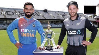 IND vs NZ 3rd T20I: न्यूझीलंडविरुद्ध तिसऱ्या टी-20 सामन्यात पाऊस आणणार अडथळा? हॅमिल्टनमध्ये कसे असेल हवामान, जाणून घ्या