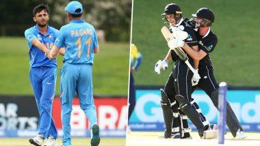 IND vz NZ U19 World Cup 2020 Live Streaming: भारत अंडर-19 विरुद्ध न्यूझीलंड अंडर-19 विश्वचषक लाईव्ह सामना आणि स्कोर पहा Star Sports वर