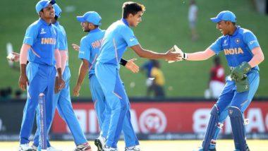 IND vs SL U19 World Cup 2020: भारत अंडर-19 संघाची विश्वचषकात विजयी सलामी, पहिल्या सामन्यातश्रीलंकेला 90 धावांनीकेले पराभूत