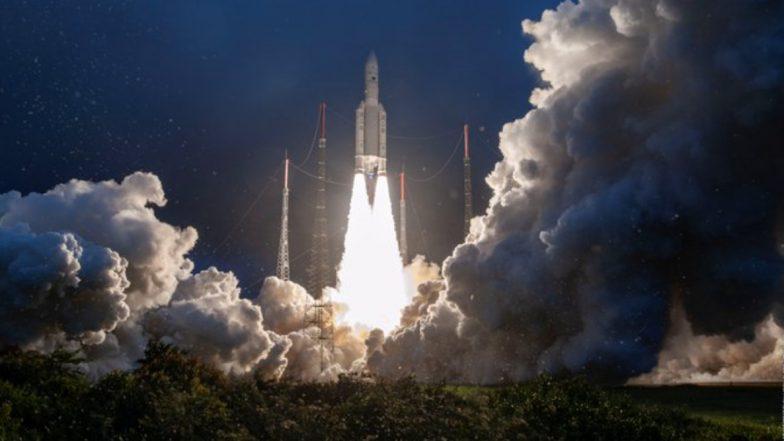 GSAT-30 उपग्रहाचे यशस्वी प्रक्षेपण, ISRO कडून दूरसंचार क्षेत्रात नवी क्रांती, वाढणार इंटरनेटचा वेग