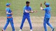 IND U19 vs SL U9 World Cup 2020 Live Streaming: भारत अंडर-19 विरुद्ध श्रीलंका अंडर-19 विश्वचषकलाईव्ह सामना आणि स्कोर पहा Star Sports वर