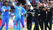 IND vs NZ 2nd T20I Live Score Updates: दुसऱ्याटी-20 सामन्यात ऑकलँडमधील विजयी रथ कायम ठेवण्याचा टीम इंडियाचा प्रयत्न
