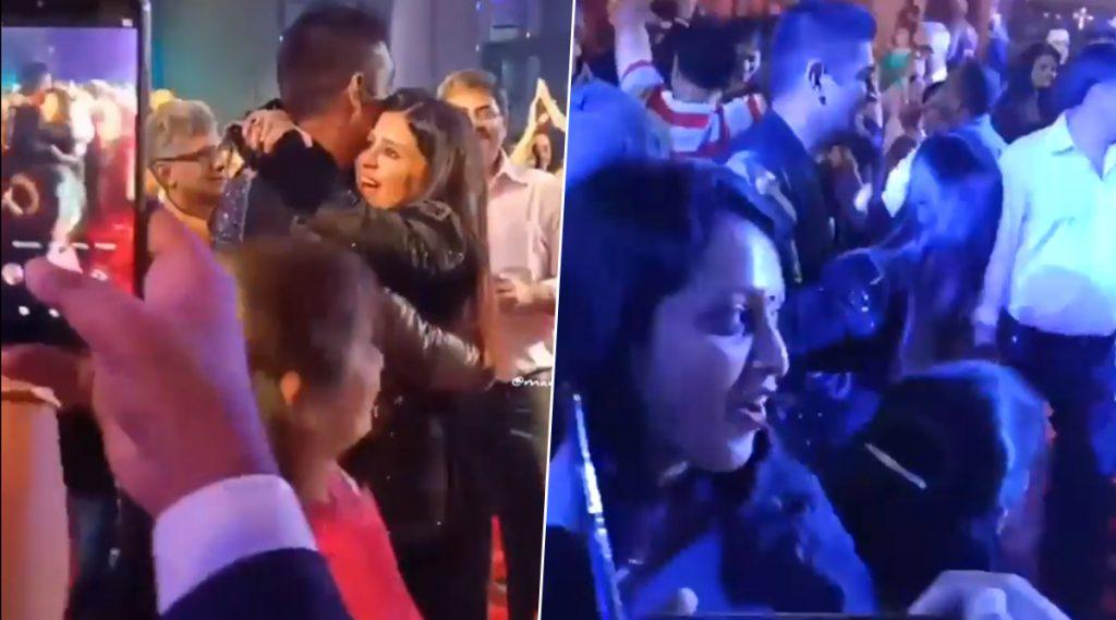 Video: एमएस धोनी आणि पत्नी साक्षी यांनी रोमँटिक डान्स करत केले नवीन वर्षाचे स्वागत, व्हिडिओ सोशल मीडियात व्हायरल
